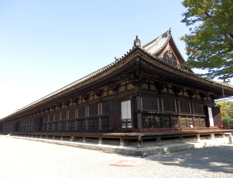 Kyoto Temples - SANJUSANGENDO - LIVE JAPAN A to Z LIVE JAPAN A to Z