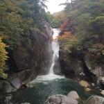 shosenkyo water fall